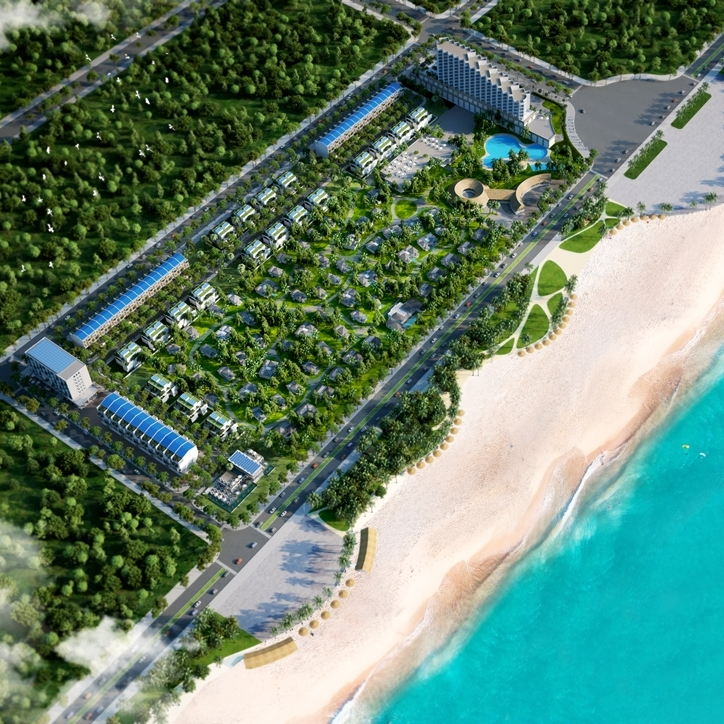 VIETBEACH LUXURY RESORT & ECOLOGICAL TOURISM AREA